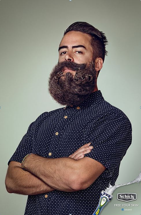 Super The Hipster Beard Beards Part 1 Culture Decanted Short Hairstyles Gunalazisus