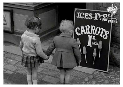 carrot ices