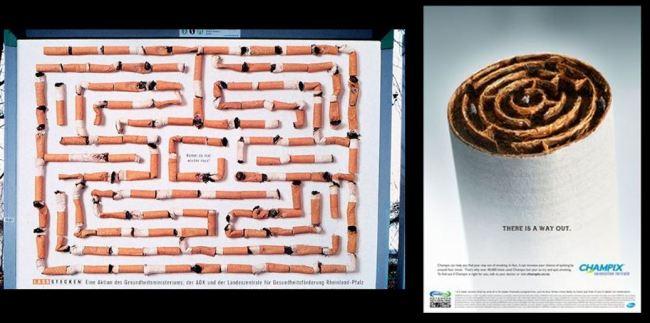 Cigarette Advertisements