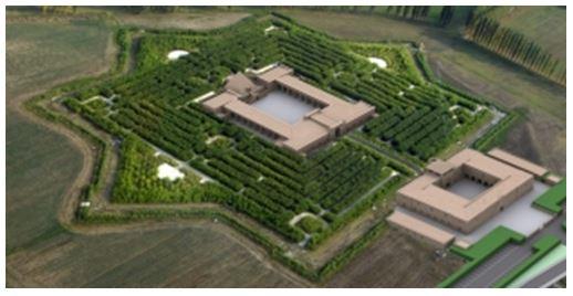 Fontanello Labyrinth