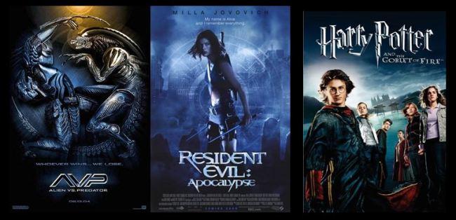 Maze movies