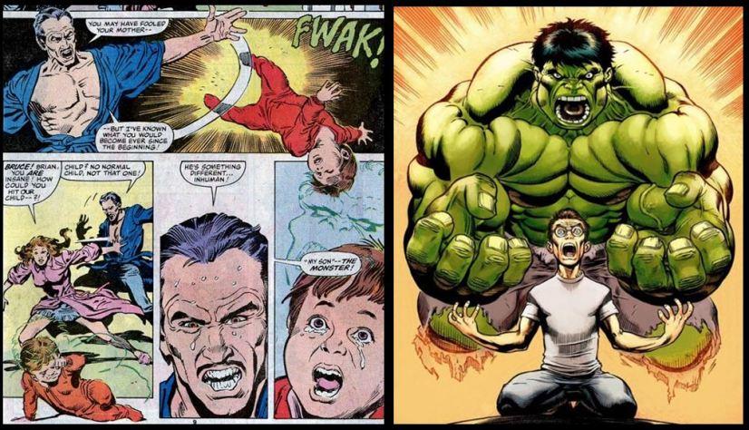 Source of Hulks Rage