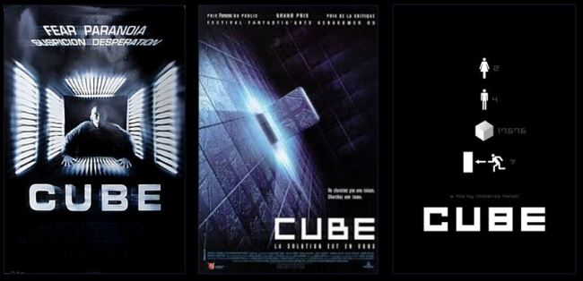 The Cube Movie