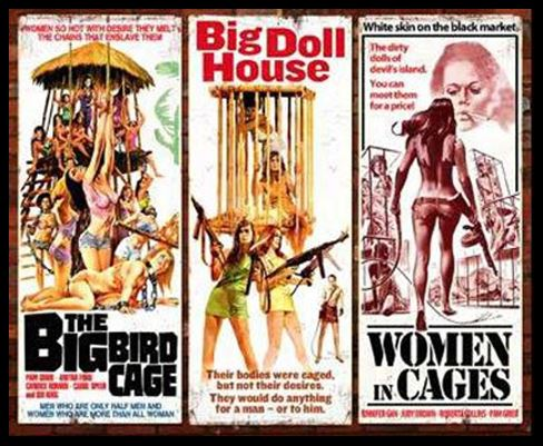 birdcage as slavery