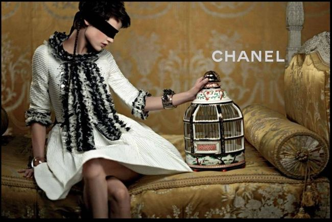 Chanel Advertising