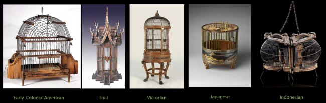 History of Birdcages