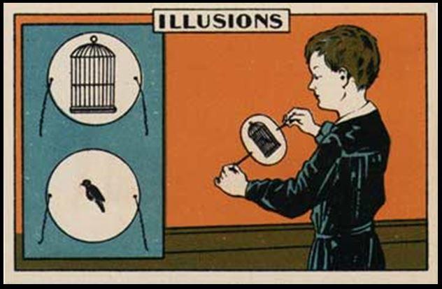 Magic Birdcage Trick