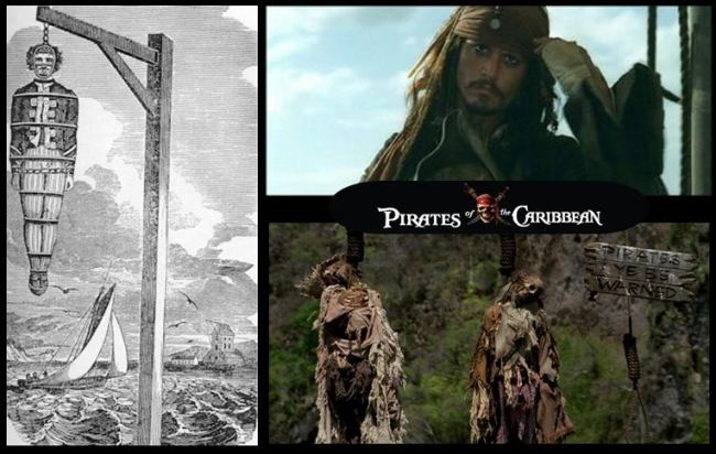 Pirates of the Caribbean - Gibbet