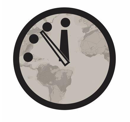 clock symbolism in literature