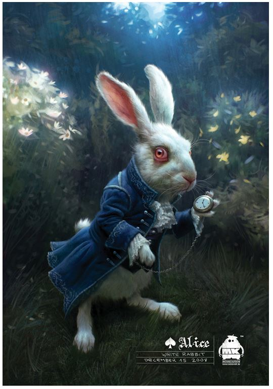 White Rabbit Timing