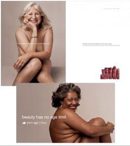 Dove pro-age campaign
